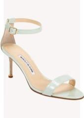 Manolo Blahnik Chaos Ankle-strap Sandal