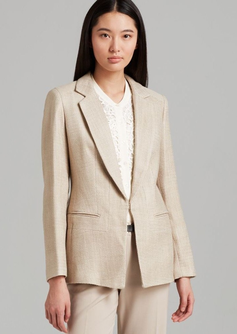 Calvin Klein Jacket - Textured Tweed