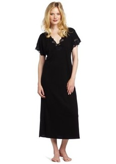 Natori Women's Zen Floral Covered Nightgown