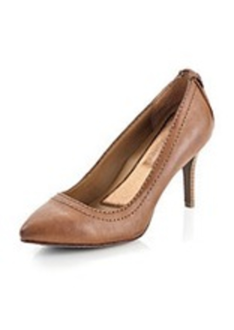 "Calvin Klein ""Ryleigh"" Buffed Dress Pump"