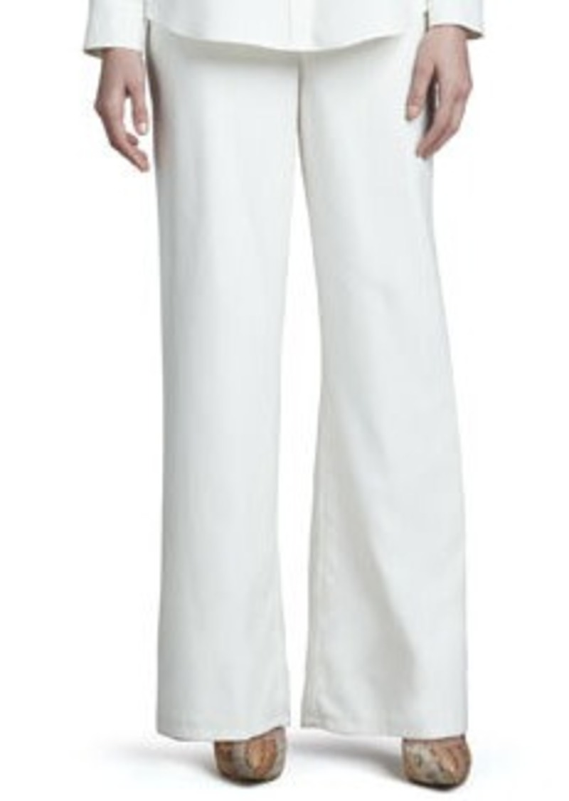 Go Silk Fuji Silk Full-Leg Pants