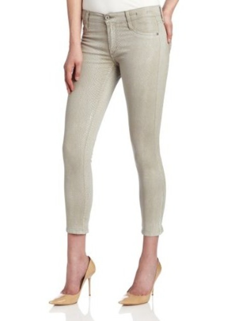 James Jeans Women's Zoe Jean in Chamoisee Snake