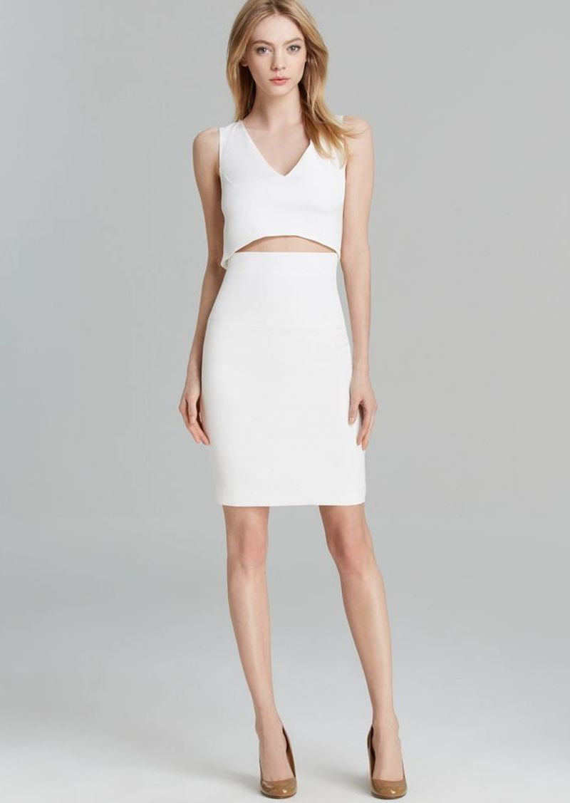 FRENCH CONNECTION Dress - Glamour Stretch Slit