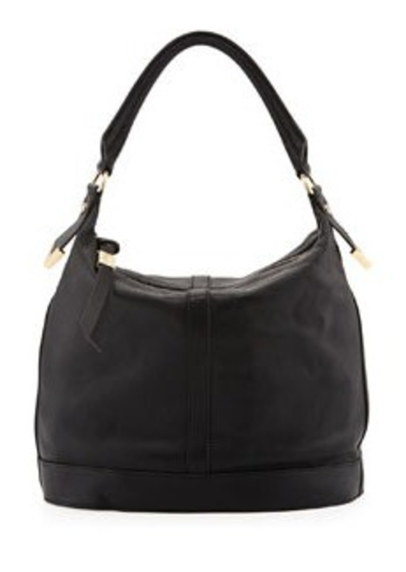 Foley + Corinna Jet Set Zip Shoulder Tote Bag, Black