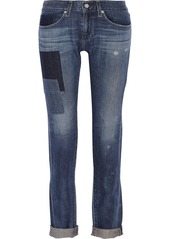AG Adriano Goldschmied AG Jeans Piper mid-rise slim-leg jeans