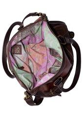 The Sak Iris Leather Satchel