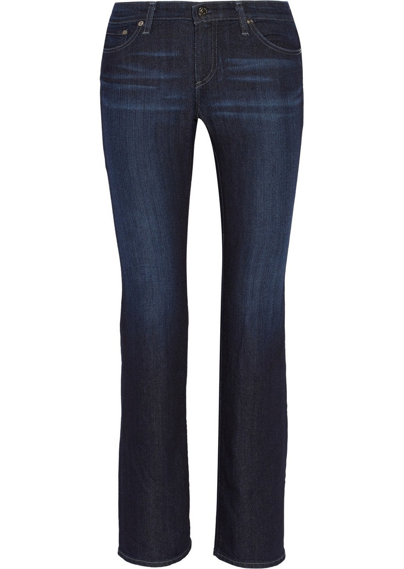 AG Adriano Goldschmied AG Jeans Angelina mid-rise bootcut jeans
