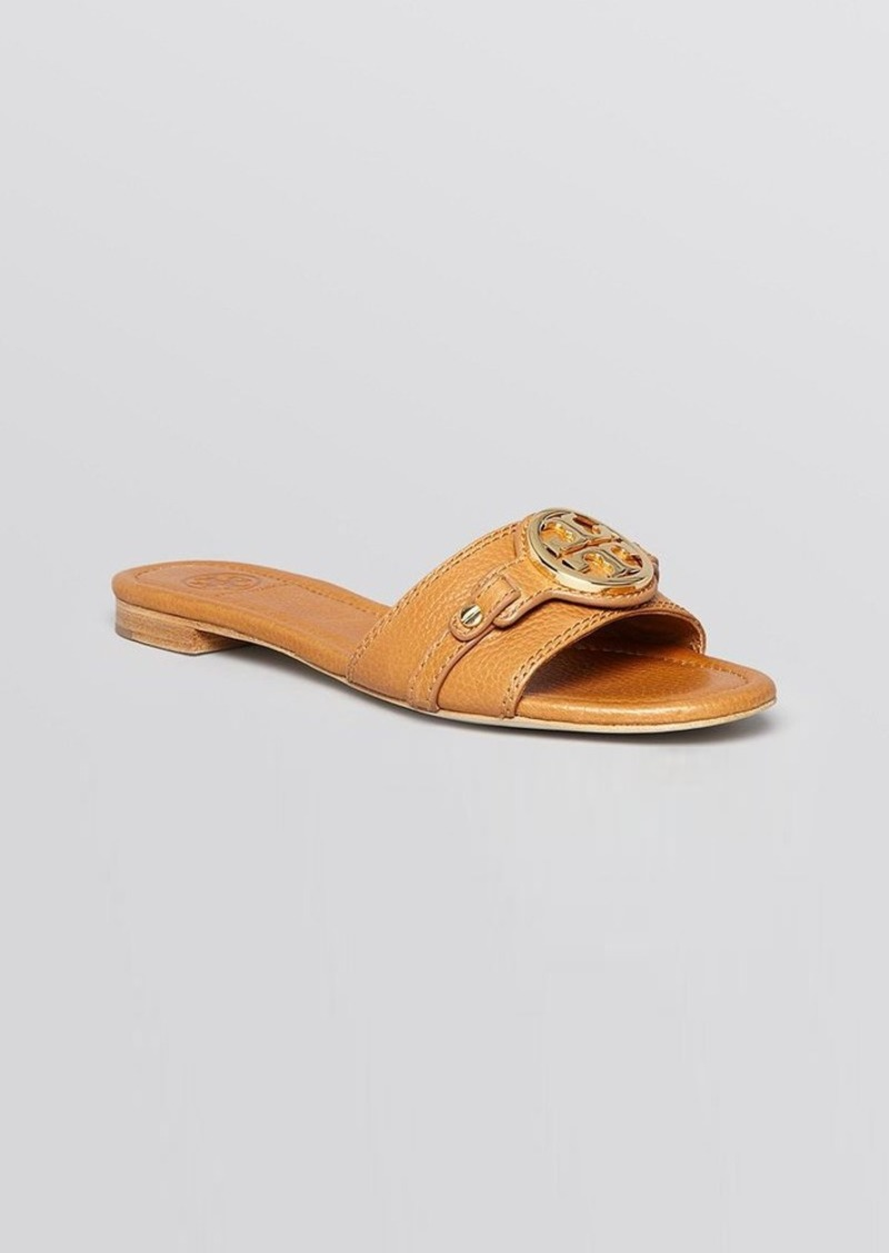 Tory Burch Miller Leather Sandals (4 Color Options) - Compare Prices in Real-time, Set a Price Alert, and see the Price History Graph to find the cheapest price with GoSale - America's Largest Price Comparison Website! Today's Lowest Price: $