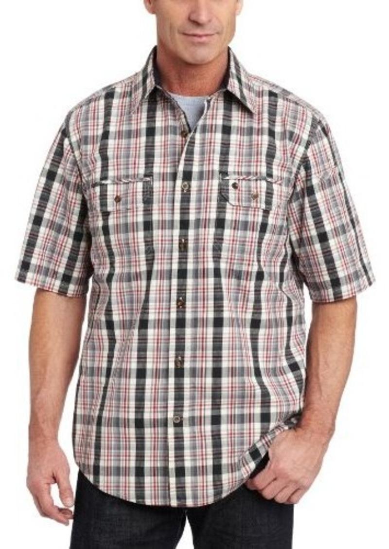 Sale Carhartt Carhartt Men 39 S Standish Plaid Short Sleeve
