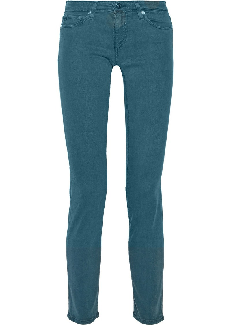 AG Adriano Goldschmied AG Jeans The Stilt low-rise skinny jeans