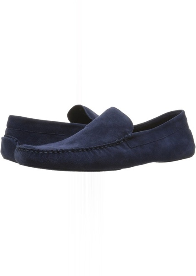 Suede Lined Cashmere Slipper a. testoni