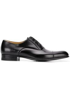 A. Testoni classic Oxford shoes