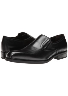 A. Testoni Nappa Slip On w/ Rubber Sole & Side Vents