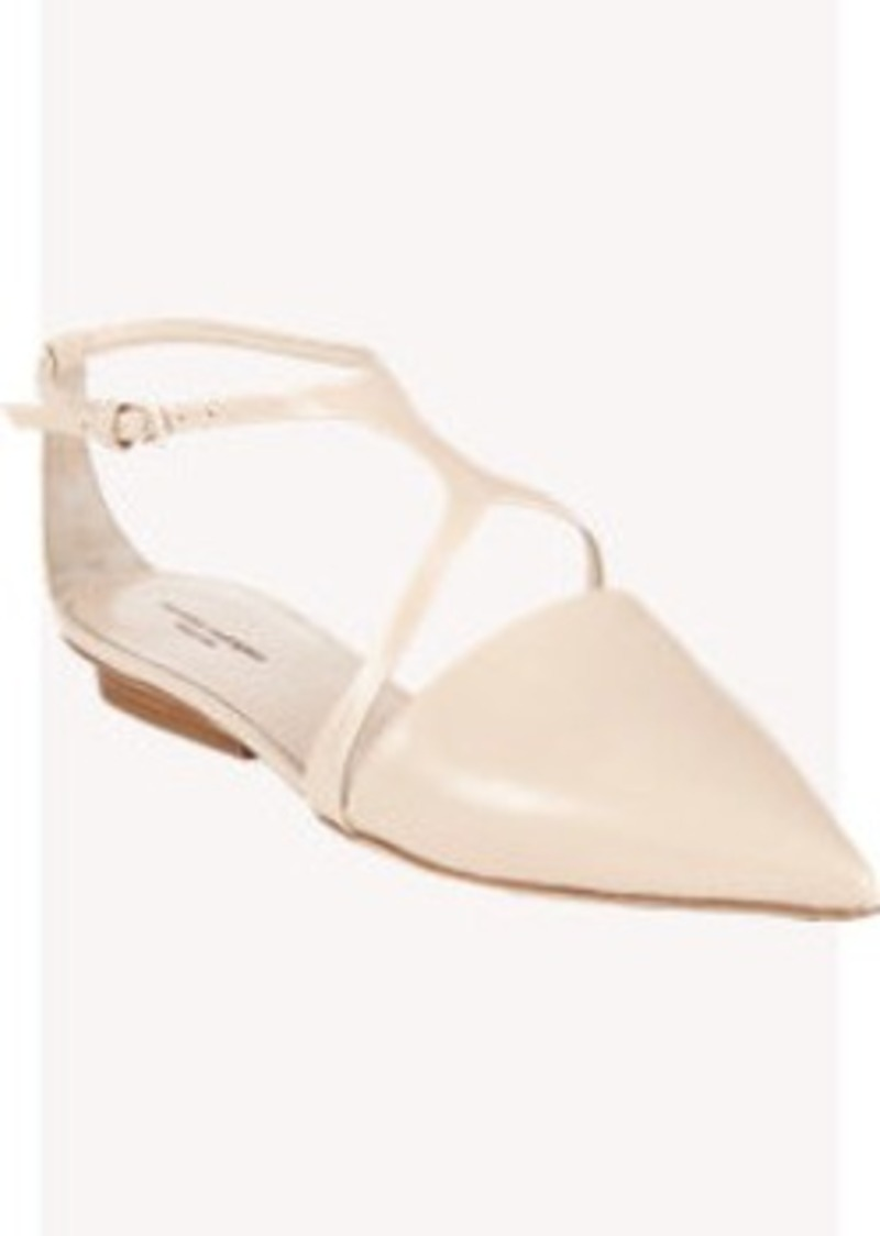 Narciso Rodriguez Harness T-strap Flats