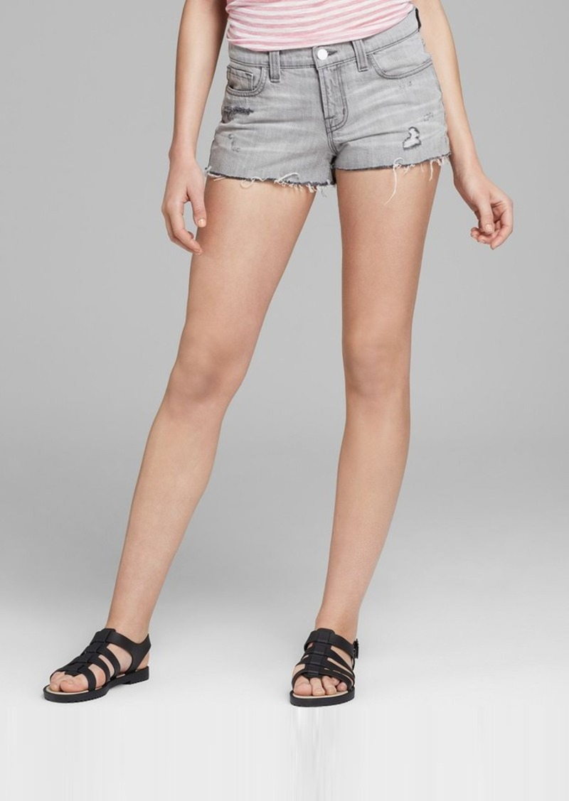 J Brand Shorts - 1046 Low Rise Cutoff in Hilo