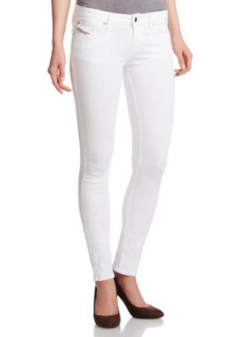 Diesel Women's Skinzee Low Rise Super Skinny Leg Jean 0815W