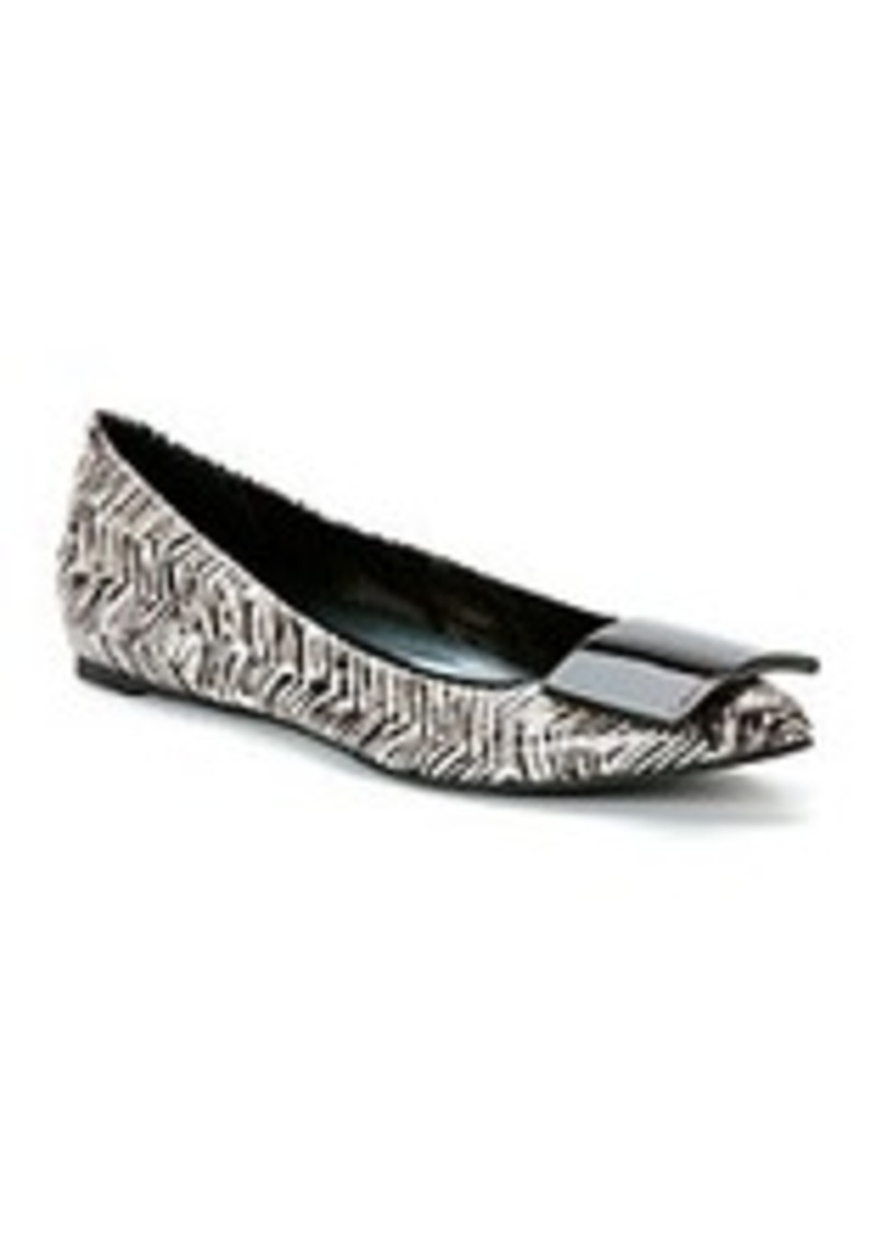 "Calvin Klein ""Baylin"" Ornamented Dress Flats"