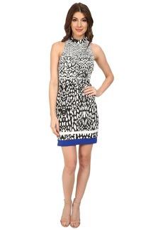 ABS Allen Schwartz Bodycon Sleeveless Dress