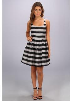 ABS Allen Schwartz Claire Stripe Dress