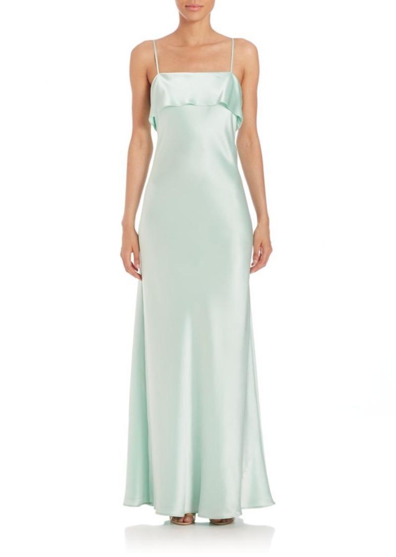 ABS ABS Bias-Cut Slip Gown | Dresses