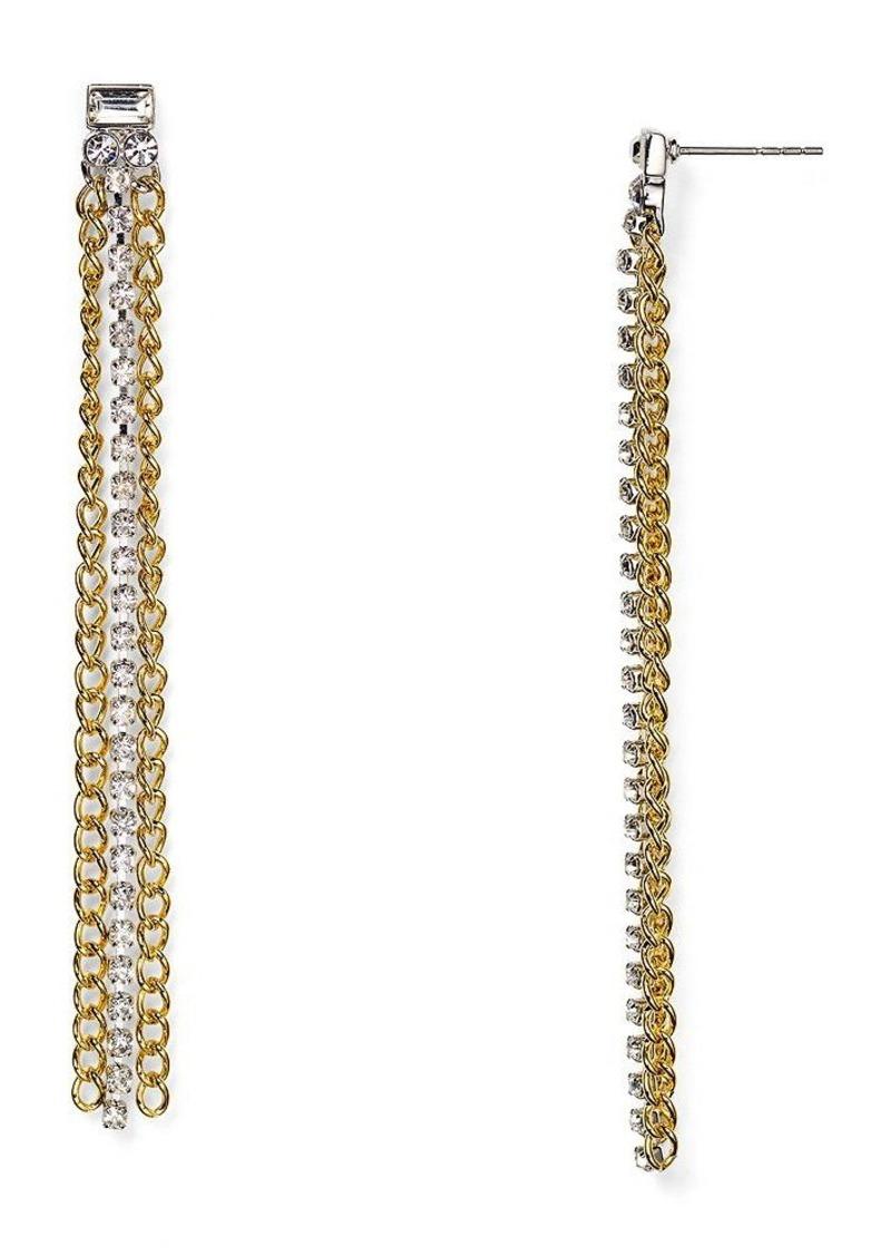 ABS by Allen Schwartz Linear Drop Earrings - 100% Bloomingdale's Exclusive