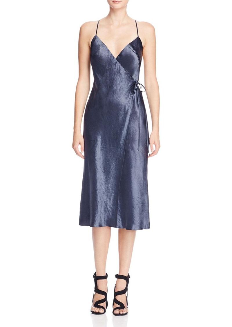 ABS by Allen Schwartz Wrap Dress