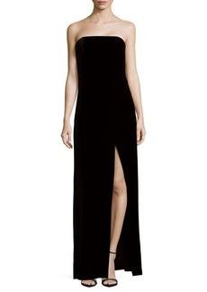 ABS A.B.S. By Allen Schwartz Wrap Evening Gown