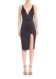 ABS Cutout Body-Con Dress