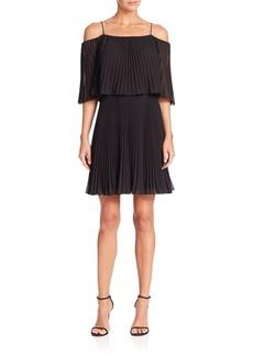 ABS Off-The-Shoulder Dress