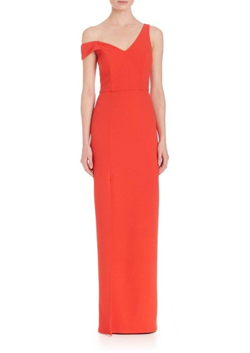 ABS ABS One-Shoulder Gown | Dresses