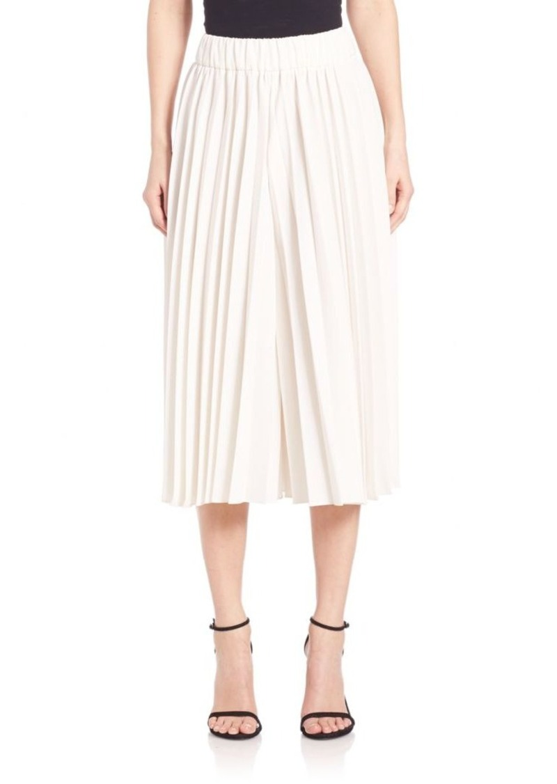 ABS Pleated Culottes