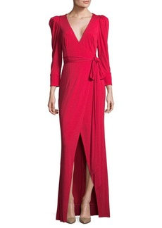 ABS Statement Wrap Gown