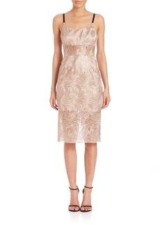 ABS Swirled Cami Dress