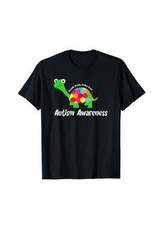 ABS Walk for Autism Awareness T-Shirt