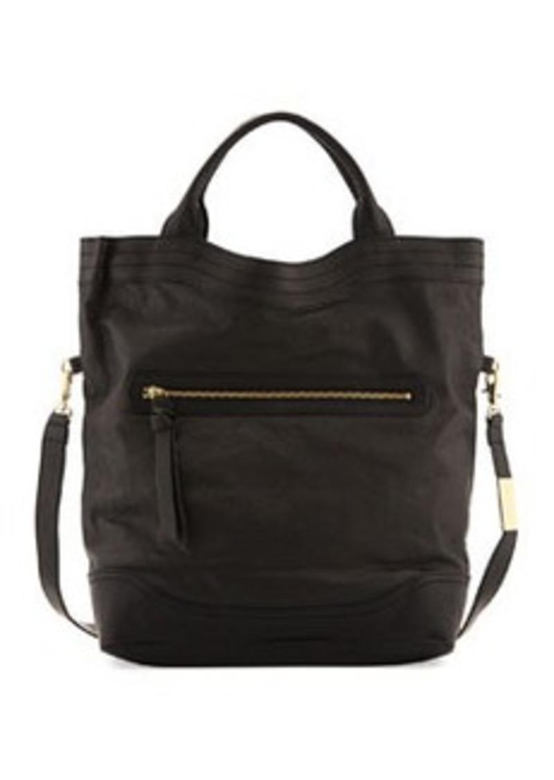 Foley + Corinna Large Muriella Convertible Tote Bag, Black