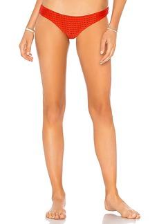 Acacia Swimwear Ho Okipa Mesh Bikini Bottom