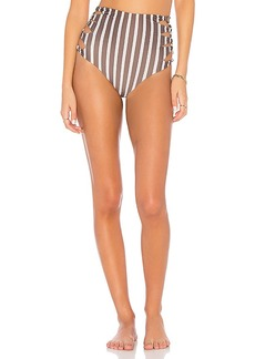 Acacia Swimwear Queens High Waisted Bikini Bottom
