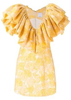 Acler Beston ruffled dress