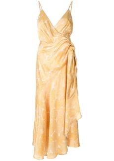 Acler Dana wrap dress