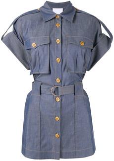 Acler Delton shirt dress