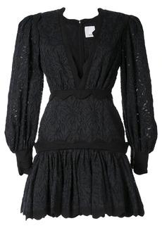 Acler Montana ruffled mini dress