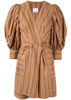 Acler Wyatt wrap dress