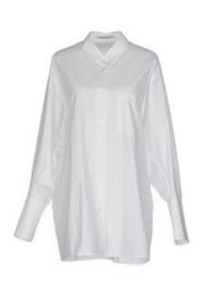 ACNE STUDIOS - Solid color shirts & blouses