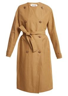 Acne Studios Angelica trench coat