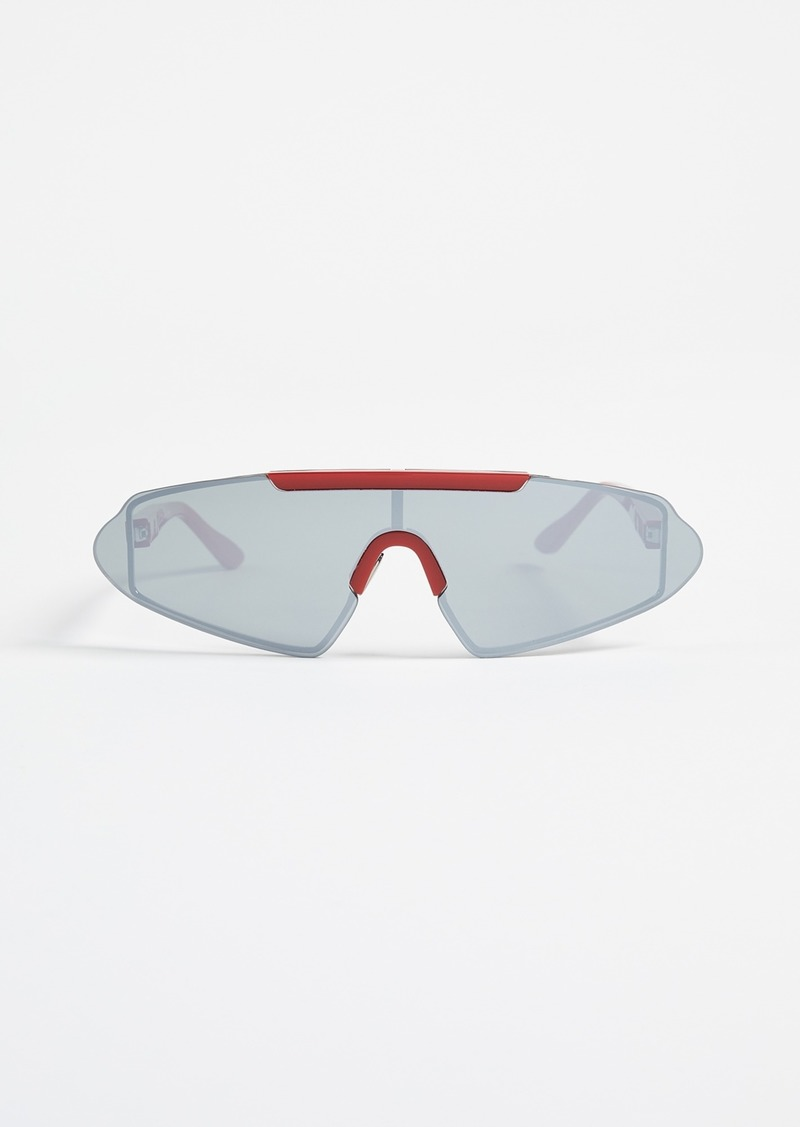 cc6ea1db0dd24 SALE! Acne Studios Acne Studios Bornt Sunglasses