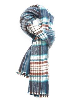 Acne Studios Check Wool Scarf