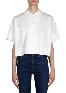 Acne Studios Cotton Button-Down Shirt