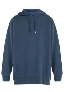Acne Studios Fala Wash cotton hooded sweatshirt