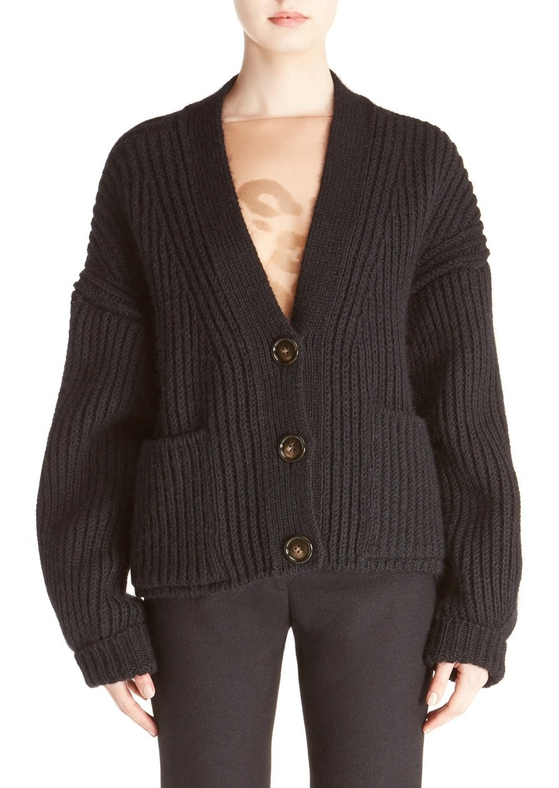 Acne ACNE Studios 'Hadlee' Chunky Knit Button Cardigan | Sweaters ...