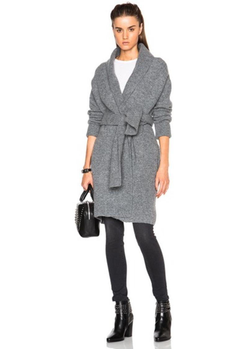 Acne Studios Helena Robe Sweater